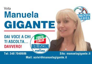 Gli Animalisti sostengono Gigante a Milano e Sidoli a Roma