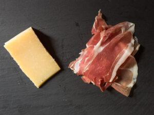 Carne e formaggio veleno per il corpo